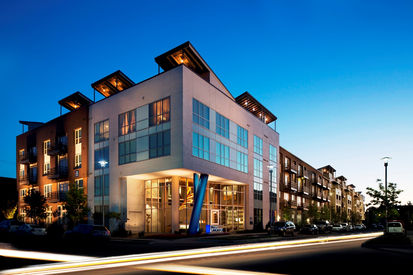 Bell Lancaster Fort Worth apartments w7th near TCU ...